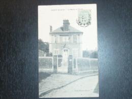 91 - Janvry - La Mairie Et L'Ecole - 1906 - Edition Furet - Otros Municipios