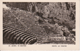 AK Delphi - Le Théatre (8896) - Griechenland