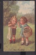 """Künstlerkarte Fialkowska """"Gute Ratschläge"""" 1927 - Fialkowska, Wally"""