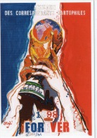 ILLUSTRATEUR MARC LENZI  1998 FOREVER LA FIFA WORLD CUP COUPE DU MONDE  DE FOOT - Lenzi