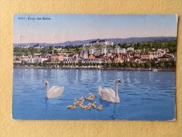 Dep 74 , Cpa(colorisée) EVIAN Les BAINS  , 8471 (019)Recto/Verso - Evian-les-Bains