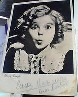 ATTORI ATTRICI SHIRLEY TEMPLE BAMBINA  VB1941 GQ170 - Actors