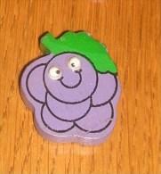 Magnet : Thème Les Fruits & Légumes  - Raisin - Humour