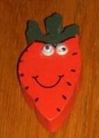 Magnet : Thème Les Fruits & Légumes  - Carotte - Humour