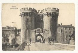 Cp, 55, Verdun, POrte Chaussée, Voyagée 1905 - Verdun