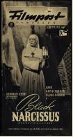 """Filmpost"" ""Black Narcissus"" Mit Deborah Kerr , David Farrär  -  Filmprogramm Nr. 208 Von Ca. 1948 - Autres"