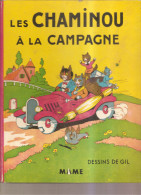 Gil-les Chaminou à La Campagne-chats Humanisés - Zonder Classificatie
