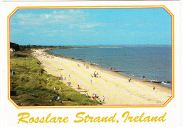 Rosslare Strand - Co. Wexford -  Ireland / Eire - Wexford
