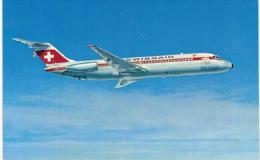 Thème - Transport - Avion - McDonnell Douglas DC 9 32 - 1946-....: Moderne