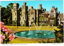 Ashford Castle, on Lough Corrib, Cong. Co. Mayo -  Ireland / Eire