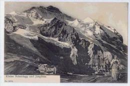 Kleine Scheidegg Und Jungfrau Karte Geschrieben - BE Berne