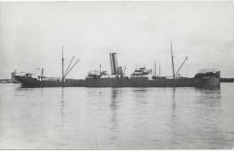 "CARGO "" RAMSAY "" Bolton SS Co - Handel"