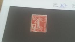 LOT 224614 TIMBRE DE FRANCE NEUF** N�147 VALEUR 100 EUROS