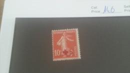 LOT 224615 TIMBRE DE FRANCE NEUF** N�146