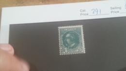LOT 224651 TIMBRE DE FRANCE NEUF* N�291 VALEUR 20 EUROS