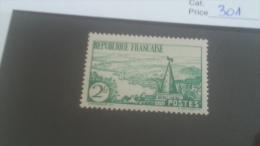 LOT 224656 TIMBRE DE FRANCE NEUF** N�301 VALEUR 85 EUROS