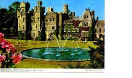 ASHFORD  CASTLE ON LOUGH CORRIB MAYO IRELAND