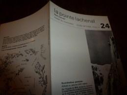 MASSIF Du MONT-BLANC Fiche 24, Par Compagnie Des Guides De Chamonix : LA POINTE LACHENAL Par La Face Sud-Est - Other Collections