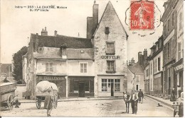 36 - LA CHATRE,  MAISON DU XVe SIECLE (ECRITE 1909) - La Chatre