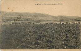 LIBAN - RAYAK - VUE GENERALE DU CAMP MILITAIRE