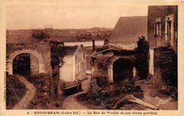 ¤¤  -   4   -  BOUGUENAIS   -  La Rue De Venise Et Ses Vieux Porches   -  ¤¤ - Bouguenais