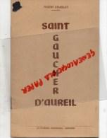 87 - SAINT GAUCHER D' AUREIL - NOEMI CHASLUS- ST ETIENNE DE MURET GRANDMONT JOURNAL PAROISSIAL 10 MAI 1953 - Limousin