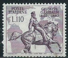 Italia 1957 Nuovo** - Garibaldi £ 110 - 6. 1946-.. Repubblica