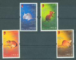 Hong Kong - 2008 Year Of Rat MNH__(TH-1877) - 1997-... Sonderverwaltungszone Der China