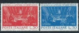 Italia 1962 Nuovo** - Pascoli - 6. 1946-.. Repubblica