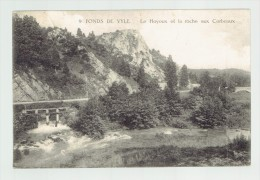 Huy Environs - Fonds De Vyle N°9 - Le Hoyoux Et La Roche Aux Corbeaux - Edit N.L.Bas-Oha 1918 - Huy