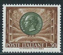 Italia 1963 Nuovo** - Mascagni - 1961-70:  Nuovi
