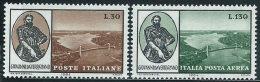 Italia 1964 Nuovo** - Verrazzano+P.A. - 6. 1946-.. Repubblica
