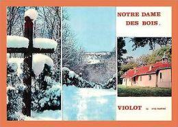 A400/345 52 - VIOLOT Notre Dame Des Bois Multivues - France
