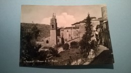 Sonnino - Chiesa Di S. Pietro - Latina