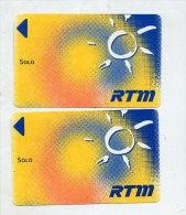 Billet  Transport Bus  RTM Economisez - Europe
