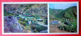 Recreation Area In Romit Gorge - 1974 - Tajikistan USSR - Unused - Tadjikistan