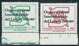 Italia 1969 Nuovo** - O.I.L. - 1961-70:  Nuovi
