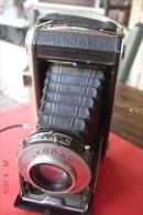 Appareil à Soufflet Kodak 620 ,objectif Angenieux 100mms F 4,5 Avec Retardateur - Appareils Photo