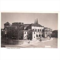 PTGLTP1272C-LFTD4690TARC.TARJETA POSTAL DE PORTUGAL.Palacio De SINTRA,entrada - Castillos