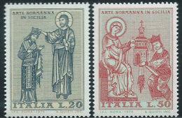 Italia 1974 Nuovo** - Arte Normanna - 6. 1946-.. Repubblica