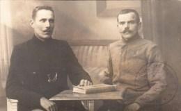 Carte Photo -  1914-18 - Cachet - Weltkrieg 1914-18
