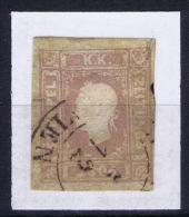 Österreich  1858 Mi Nr  17 Used - Gebraucht
