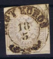 Österreich  1863 Mi Nr  29  Used - 1850-1918 Imperium