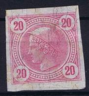 Österreich  1901 Mi Nr  104 Used - 1850-1918 Imperium
