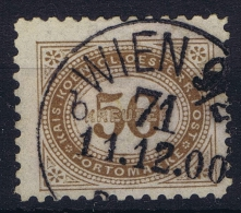 Österreich  1894 Porto  Mi Nr  8 Used - Portomarken