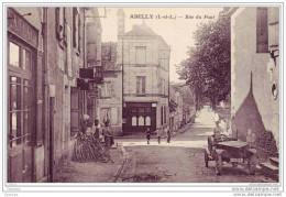 37 - ABILLY / RUE DU PONT (BELLE AUTO) - France