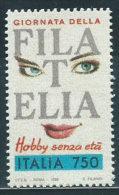 Italia 1992 Nuovo** - Giornata Filatelìa Autoadesivo Da Libretto - 6. 1946-.. Repubblica