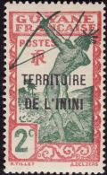 ININI  - YT  2   - NEUF** - Inini (1932-1947)