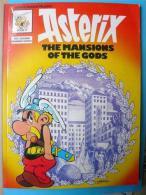 ASTERIX And The Mansions Of Gods 1993 Hodder Dargaud - Vertaalde Stripverhalen