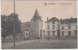 22992g PLACE - EGLISE - La Hulpe - La Hulpe